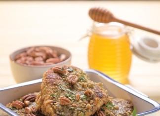 Honey-Pecan Chicken Piccata