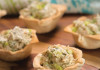 Chicken Salad Pie Cups