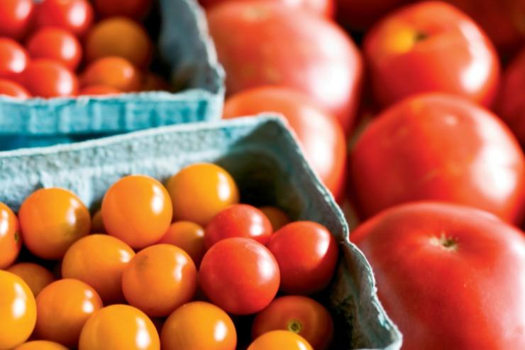 Preserve tomatoes