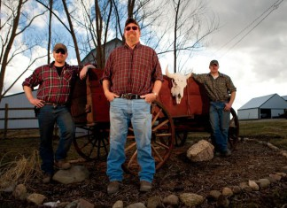 Lieb Bison Farm in Illinois