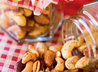 Spiced Nut Mix recipe