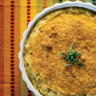 Green Chili Rice Casserole recipe