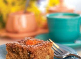 Overnight Coffeecake recipe