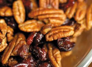 Hot Shot Cherries and Nuts Recipe