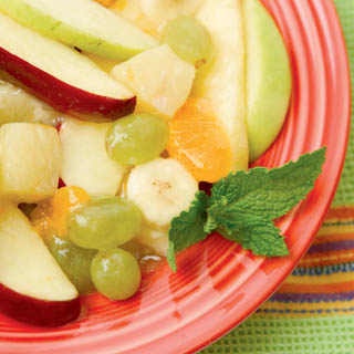 Brunch Fruit Salad Recipe