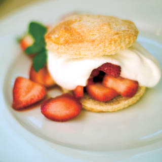 Old-Fashioned Strawberry Shortcake recipe