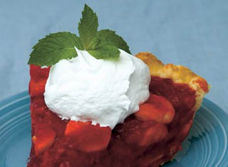 Out of this World Fruit Pie recipe