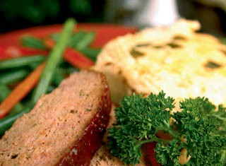 Modern Meatloaf recipe