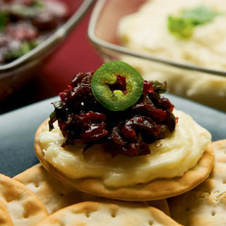 Brie Bites Appetizer Recipe