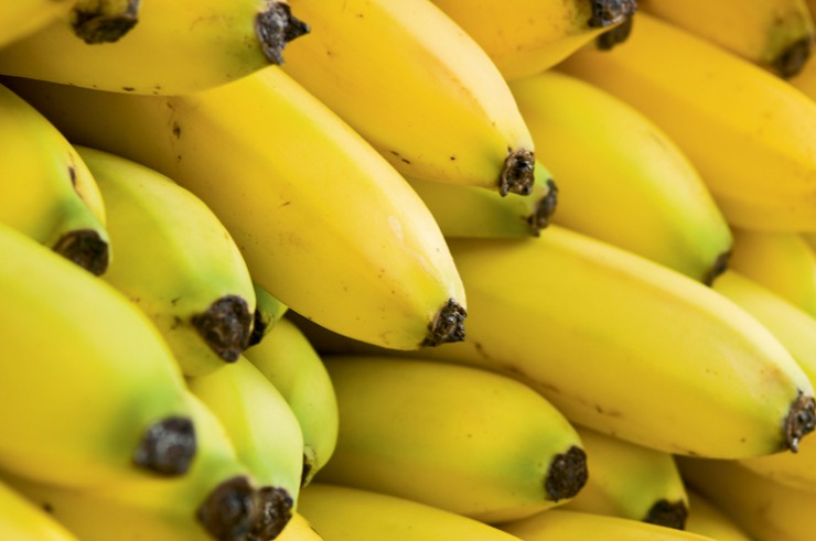 Bananas for grilling