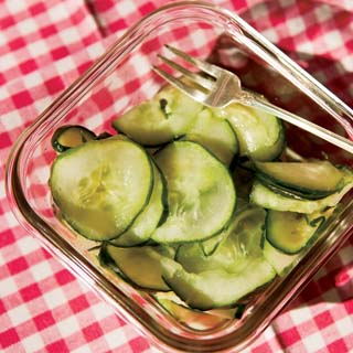 Quick and Easy Salt Pickles Recipe