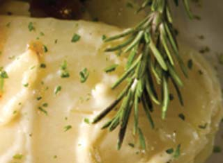 Low-Fat Mashed Potatoes Recipe
