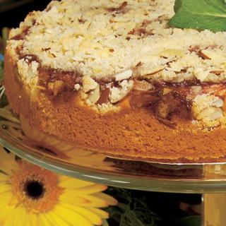 Raspberry Coffeecake Recipe
