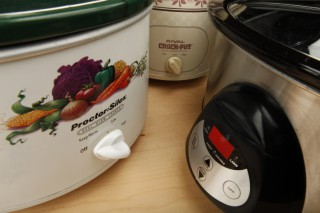 Crock-pot slow cookers