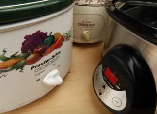 Crock-pot slow cookers