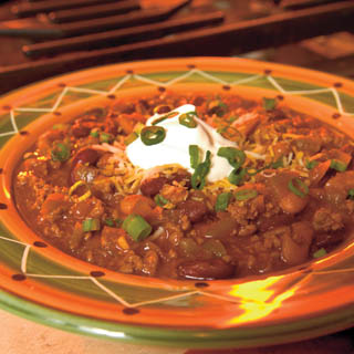 Easy Stovetop Chili Recipe