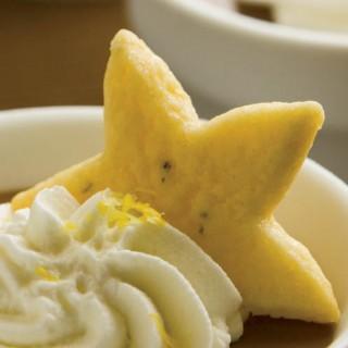 Rosemary Citrus Shortbread Cookies Recipe