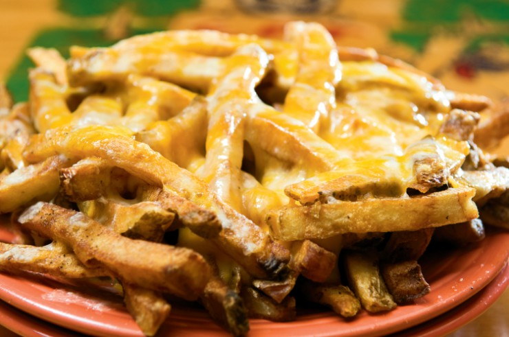 Food trends: French fry bars