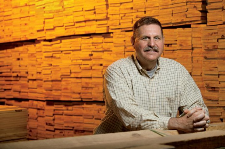 Forestry is one of Alabama's top agriculture industry