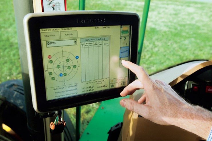 Alabama GPS ag equipment