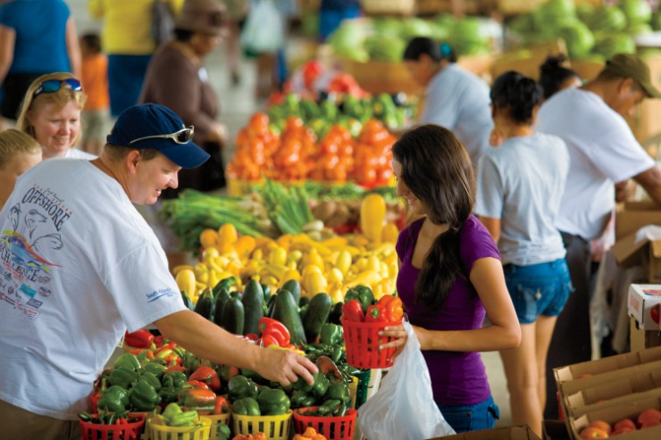 Alabama Farmers Markets