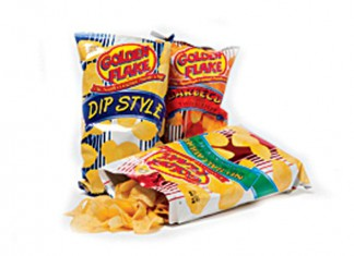Golden Flake Potato Chips - Buy Alabama's Best