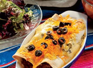 Sour Cream Enchiladas Recipe