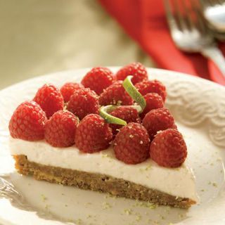 Raspberry Lime Tart Recipe - Raspberry Dessert Recipes