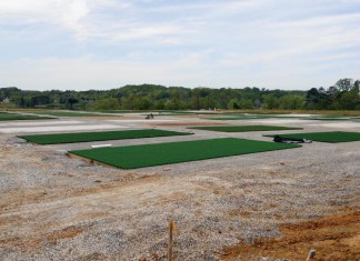University of Tennessee's Center for Safer Athletic Fields
