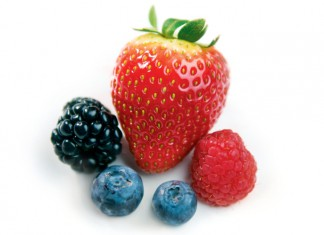 Preserving Berries - How to Freeze Fresh Strawberries