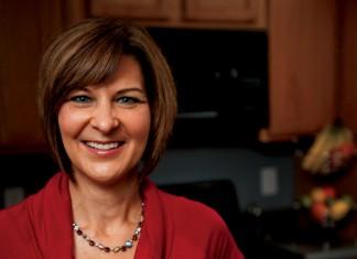 Kim Galeaz, dietitian and recipe developer