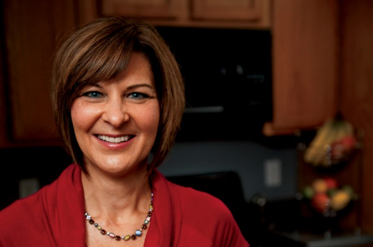 Kim Galeaz, dietitian and recipe developer