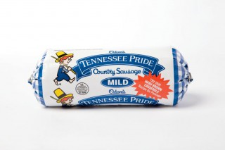 Odom's Tennessee Pride sausage company is based in Madison, Tennessee