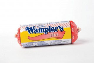 Wampler's Farm Sausage Company is based in Lenoir City, Tennessee