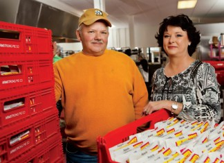 In rural Perry County, Tennessee, Armstrong Pie Company's fried fruit turnovers have proven recession-proof and helped create and retain much-needed jobs.