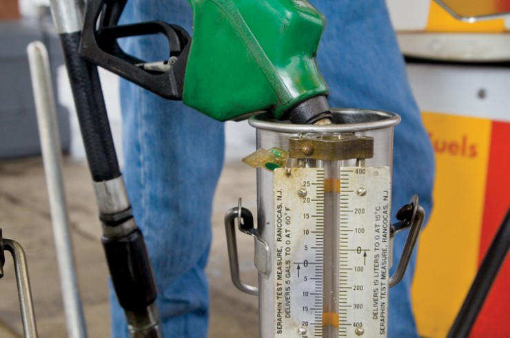 Tennessee gas pump inspection