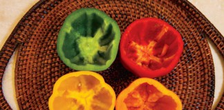 Red Bell Peppers Nutrition