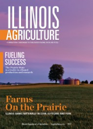 Illinois Agriculture 2012