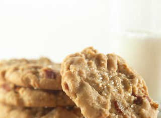 Bacon and Peanut Butter Cookies Recipe
