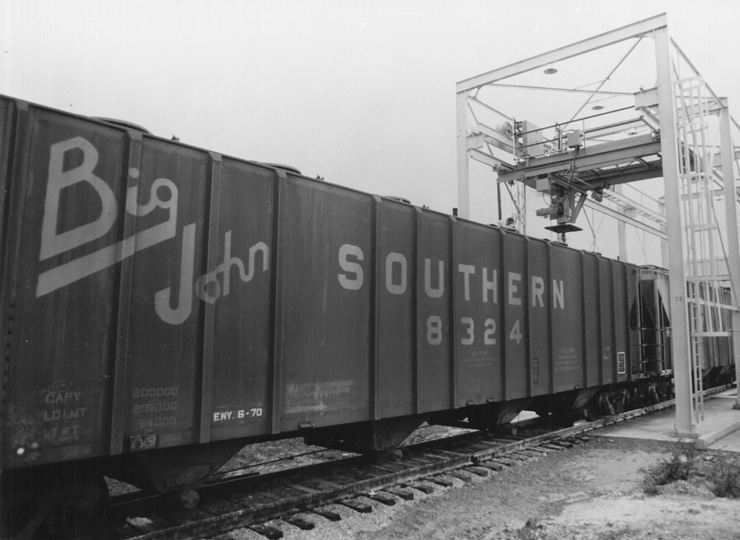 Big John Hopper Cars