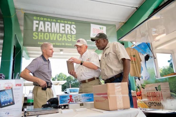 Georgia Grown Farmers Market