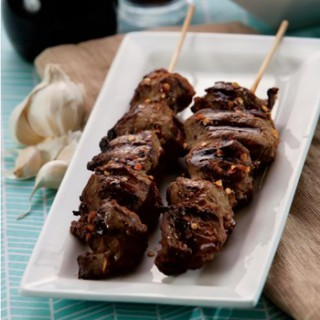 Pork Peanut Kabobs Recipes