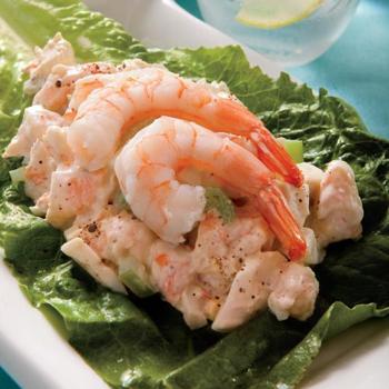 Shrimp Salad Supreme Recipe
