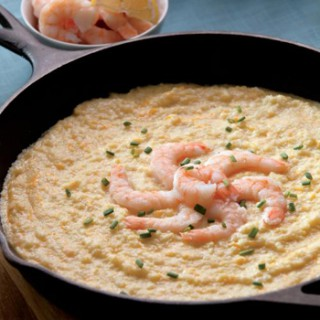 Garlic Shrimp and Grits Recipe