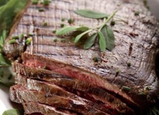 Marinated Flank Steak Recipe