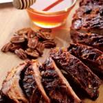 Honey Pecan Baby Back Ribs Recipe