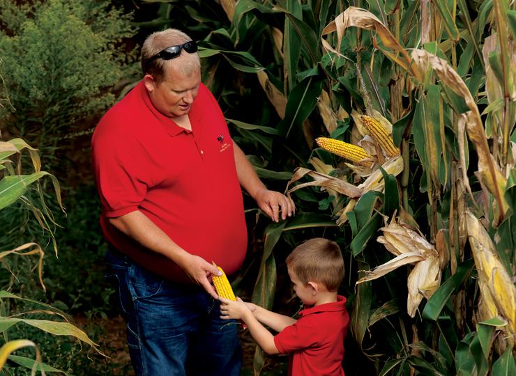 Kentucky Corn Farmer