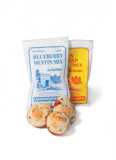 Weisenberger Muffin Mixes