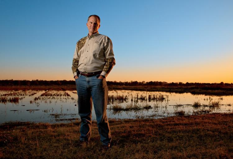 Arkansas Rice Farmer