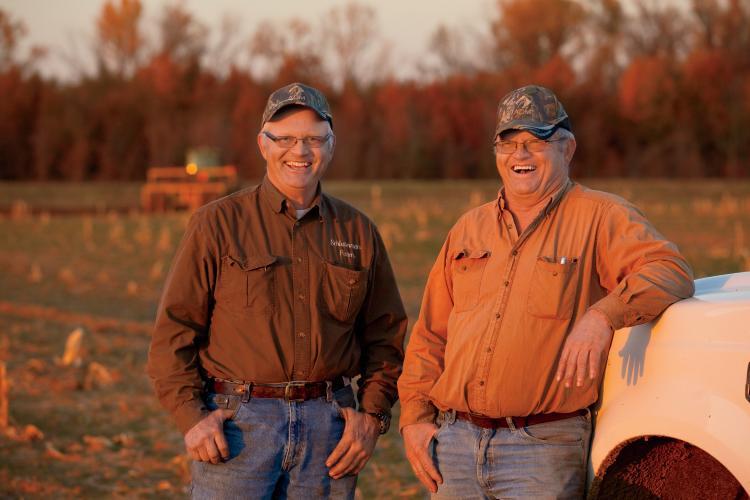 Arkansas Edamame Farmers